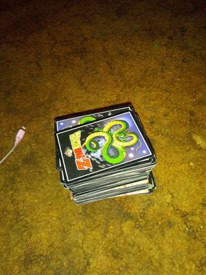 Dragon ball z cards for Sale in Cartersville, GA