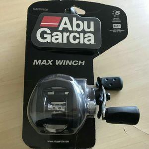 Abu Garcia Max Winch reel for Sale in Dallas, TX