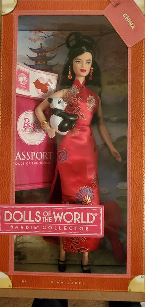 Barbie DOLLS OF THE WORLD China for Sale in Gilbert, AZ