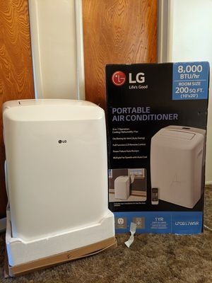 LG portal AC for Sale in Fontana, CA