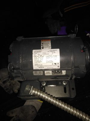 Us motors Nidec for Sale in Peabody, MA