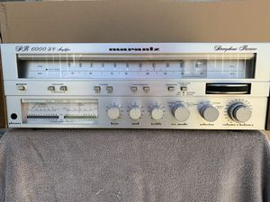 Marantz SR-6000 Stereo Phonics DC Amplifier for Sale in Los Angeles, CA