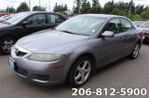 2006 Mazda Mazda6 for Sale in Seattle, WA