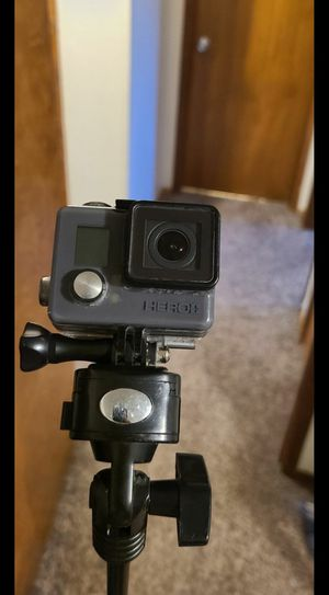 Gopro Hero+ Plus can connect with your smartphone for Sale in Vancouver, WA
