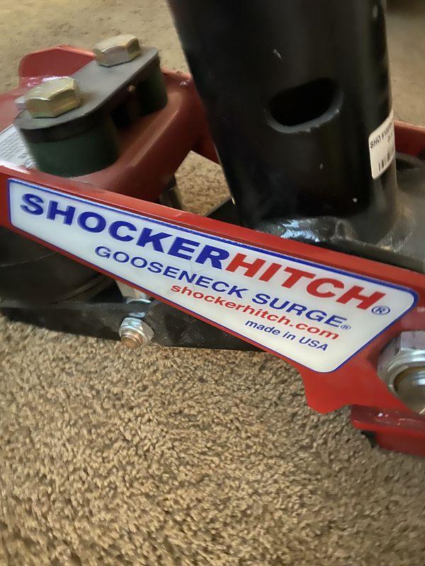 Shocker Gooseneck trailer