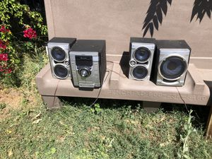 Sony stereo system all for $10 for Sale in Los Angeles, CA