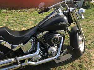 2009 Harley Davidson Fat Boy FLSTF for Sale in Portersville, PA