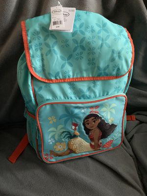 Moana bookbag for Sale in Virginia Beach, VA