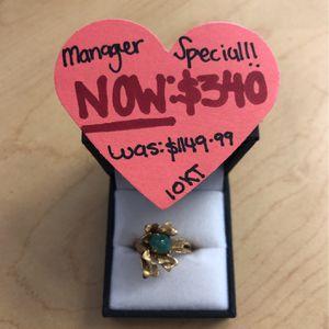 Jade Birthstone Ring for Sale in Las Vegas, NV