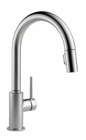 "Trinsic"" Single Handle Pull-Down Arctic Stainless for Sale in Sterling, VA"