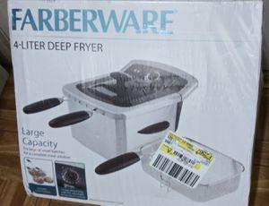 Farberware 4L Deep Fryer for Sale in Washington, DC