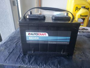 NEW AUTOCRAFT BATTERY GROUP SIZE 58 for Sale in Lakeland, FL