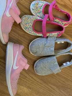 Toddler Girl Shoes for Sale in La Mirada,  CA