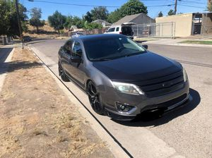 2012 Ford Fusion Sport for Sale in Fresno, CA