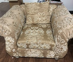 3 Gold Floral Couches for Sale in Henderson, NV