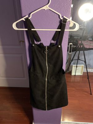 H&M Zip Up Overall Dress for Sale in Huntington Beach, CA