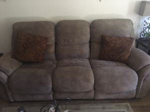 Couch- Dual Recliners for Sale in San Diego, CA