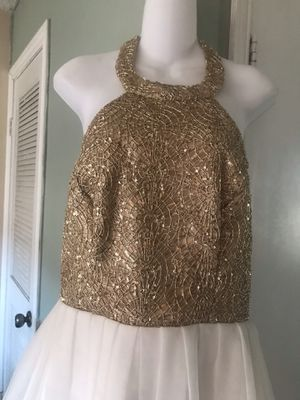 🧙🏻‍♀️🧙🏻‍♀️$50 NEW GORGEOUS Sz 9/10 GALA DRESS for Sale in Rialto, CA