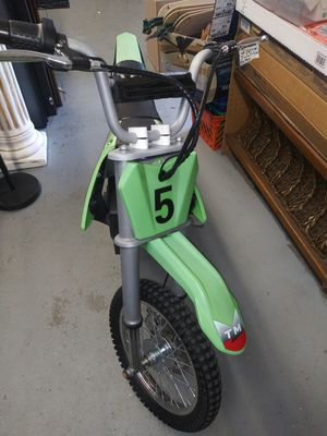 36 Volt 500 Watt Youth Electric Dirt Bike for Sale in Dundee, FL