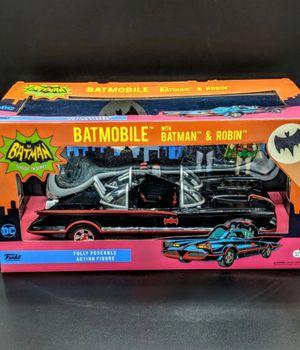 Batman 1966 Batmobile & Action Figures for Sale in San Jose, CA