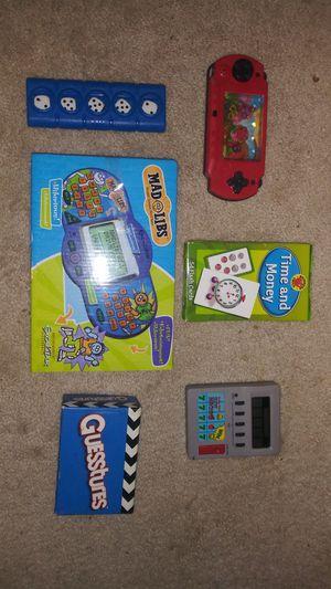 Mini travel games for Sale in Dallas, TX