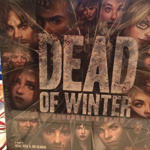 Board Games Dead Of Winter And Stone Daze for Sale in Henderson, NV