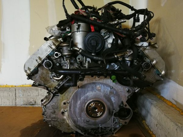 2006 Audi S4 Engine.. PARTS ONLY