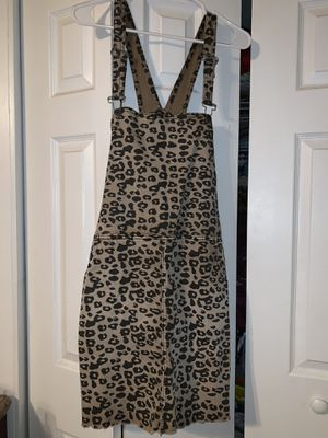 NEW Leopard dress overalls for Sale in Anderson, SC