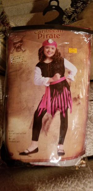 Pirate costume size 4 to 6 for Sale in Franklin, TN