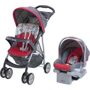 Graco Travel stroller and car seat for Sale in Atlanta, GA