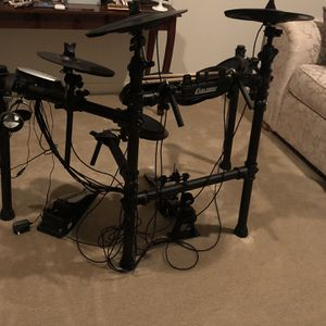 Carlsbro CSD180 Electronic Drum Set for Sale in Norco, CA