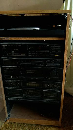 Pioneer stereo system for Sale in Hayward, CA