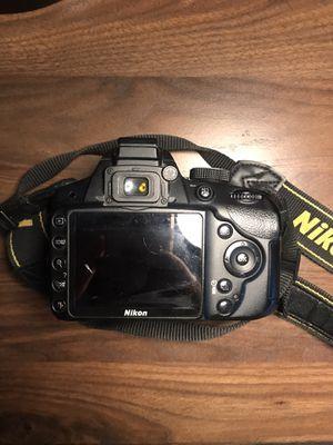Nikon D3200 & lenses for Sale in Orlando, FL