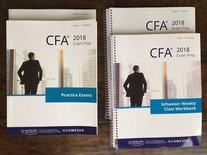 Finance: CFA Level II Books for Sale in Orlando, FL