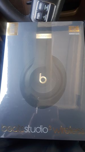 Beats studio 3 wireless for Sale in San Jose, CA