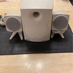 PC Speaker Set for Sale in Virginia Beach,  VA