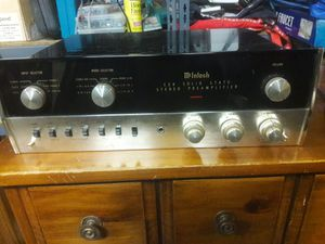 MCINTOSH / Mcintosh PRE-AMP C24 for Sale in San Diego, CA