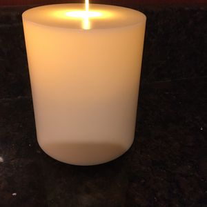 Flickering Plastic Candle for Sale in Davidsonville, MD