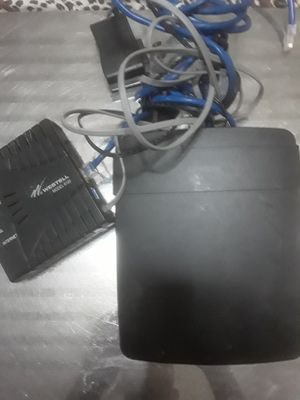 Linksys E1200 Wireless Router for Sale in Porter, TX