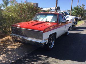 1983 Chevrolet C/K 10 for Sale in Mesa, AZ
