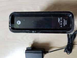 Motorola Arris sb6121 docsis cable modem for Sale in Seattle, WA