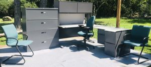 Office furniture $1 for Sale in Lemont, IL