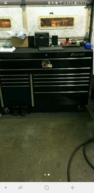 Snap on tool box for Sale in Gaithersburg, MD