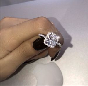Gorgeous 925 Sterling Silver Engagement Ring- Solitaire ❤️ON SALE❤️ for Sale in Dallas, TX
