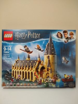 Lego Harry Potter Hogwarts Great Hall for Sale in Albany, CA