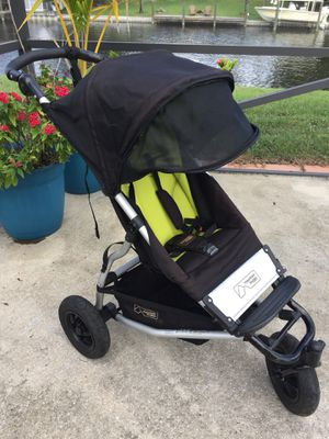 Mountain Buggy Swift Jogging Jogger Stroller for Sale in West Palm Beach, FL