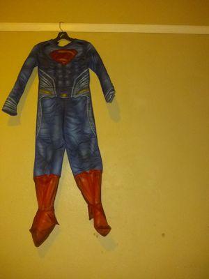 Super man costume for Sale in Tulare, CA