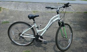 Schwinn Trailway Women's White Hybrid Bike. for Sale in Smyrna, GA