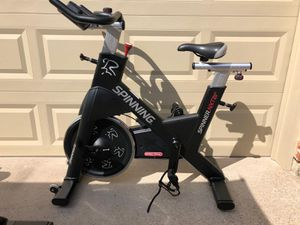 Spinner NXT Black Belt Spin Bike by Star Trac for Sale in Plano, TX