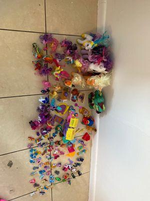 Kids toys - My Little Pony - Miami Beach for Sale in Miami Beach, FL